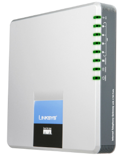 Linksys SPA400, SPA, 400 FXO