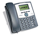 Linksys SPA921 VoIP Phone